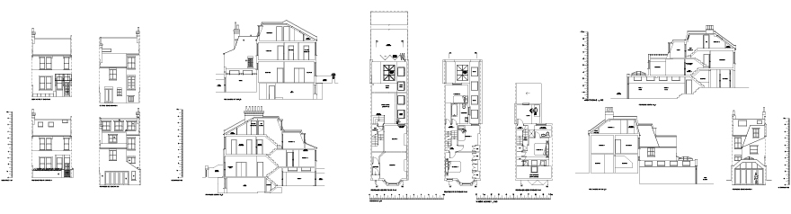 Design and planning drawings