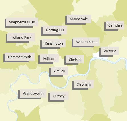 Hamiltons map